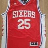 6f560ca210 Camisa Philadelphia 76ers no Mercado Livre Brasil