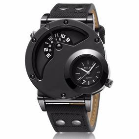 Relógio Miler Super Diferente A Pronta Entrega