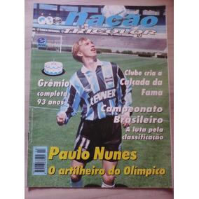 Revista Nação Tricolor N 2 Grêmio.