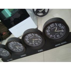 7ff44b0146c Relógio De Parede Com Horario Mundial - Casa