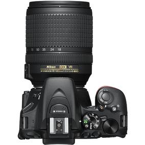 Kit Nikon D5600 + Lente 18-140 + 2 Baterias + Quick Release