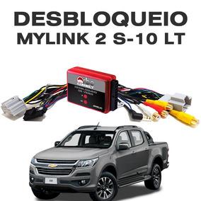 Desbloqueio De Vídeo Chevrolet S-10 Lt Mylink 2 Ct-mylink-g2