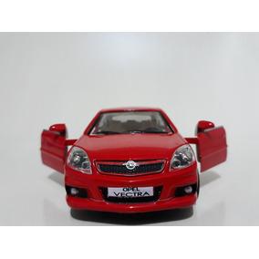 Miniatura Vectra Opel Opc Vermelho Rmz 1/32