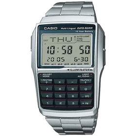 986f6cc06bf Relogio Vintage Casio Calculadora Game - Relógios no Mercado Livre ...