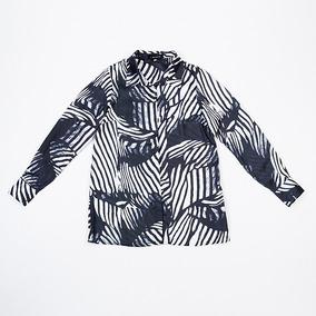 Camisa De Seda Acebrada Shbell35 Tienda Oficial
