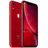 iPhone Xr 64gb Red Anatel Novo