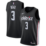 Jersey Washington Wizards Bradley Beal Nike Black City