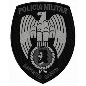 Brasão Da Polícia Militar De - Mais Categorias no Mercado Livre Brasil bac3f78b4e2