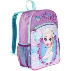 Frozen Elsa Mochila Tipo Backpack Nueva Envío Gratis