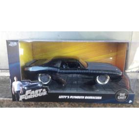 Rapido Y Furioso Plymouth Barracuda