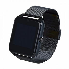 Reloj Smart Watch Z60 Android O Iphone Bluetooth Sim Sd