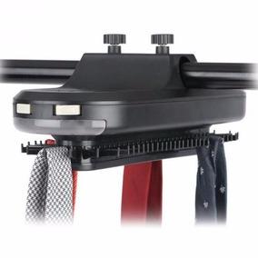 Corbatero Eléctrico Automático Con Luz Para 64 Corbatas