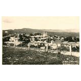 Foto Anos 1950 Centro De Cambuquira - Minas Gerais