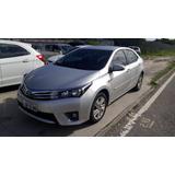 Corolla 1.8 Gli Automatico 2016 Novissímo