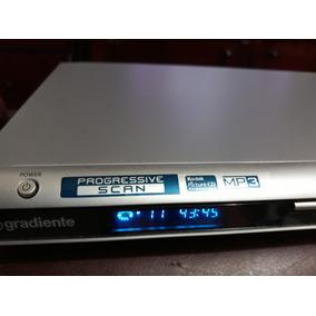 Dvd Player D-461antigo Gradiente Sem Controle -leia Descriç