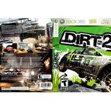 Dirt 2 Juego Para Xbox Nuevo En Su Caratula