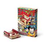 Famicom Mini Jump 50 Anniversary Gold Japones Disponible
