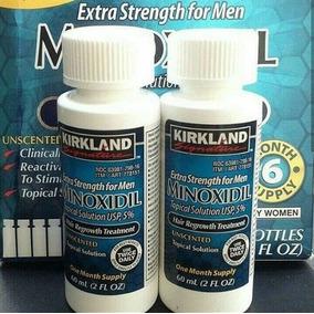 Minoxidil Al 5 Por Ciento
