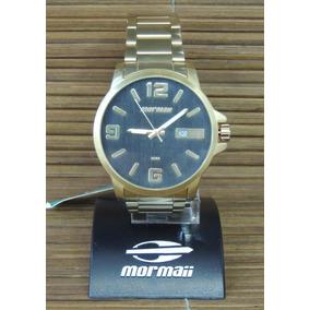 4p Dourado Relógio Mormaii On The Road Movd37ab - Relógios no ... 4e985235ac