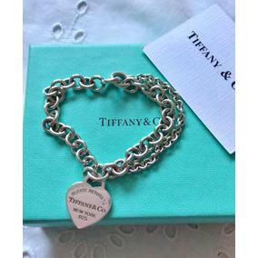 Pulseira Em Prata Tiffany Co - Joias e Relógios no Mercado Livre Brasil 4044946eda