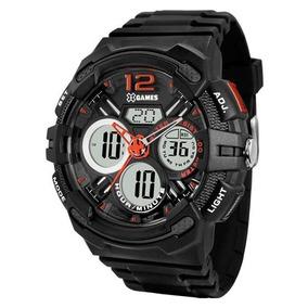 Relógio Masculino Anadigital X-games Orient Xmppa124 P2px