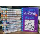 Colección 14 Libros Diario De Greg +jenga Regalo