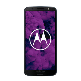Celular Libre Motorola Moto G6 Indigo