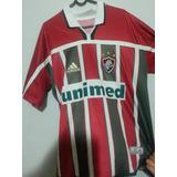 Camisa Fluminense 2001-2002 G E Camisa Fluminense 2009-2010 d83716a86582a