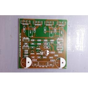 Placa Para Montar Amplificador 200w 2sc5200 - 2sa1943
