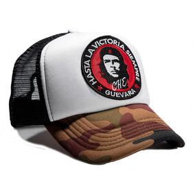Gorra Trucker Che Guevara Bordada 62592e3bfea