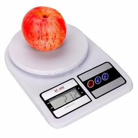 Balança Digital De Precisão 1g À 10kg Cozinha Comercio Full