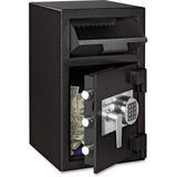 Caja Fuerte Digital Con Deposito De Seguridad Sentrysafe