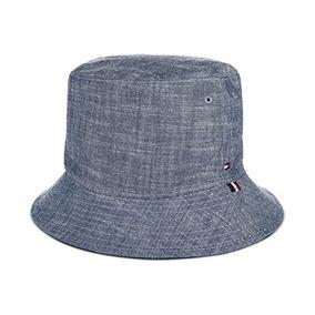 Gorro Tommy Hilfiger Chambray Bucket Hat 03a6034fbab9