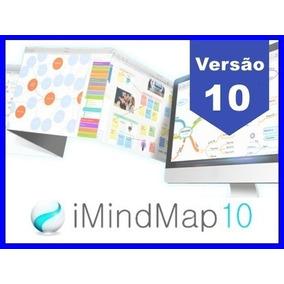 Imindmap 10 - 2018 Nova Versão + Vídeo Instalação + Brindes