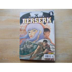 Lote Mangá - Berserk Nº 6 E 9 - Panini Comics - Novo