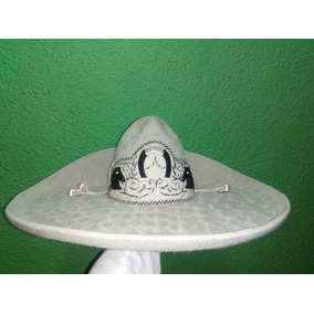 Sombrero Charro #58 De Pelo De Liebre