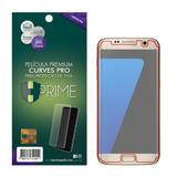 Película Galaxy S7 Edge Frontal Curves Pro + Lens Protect