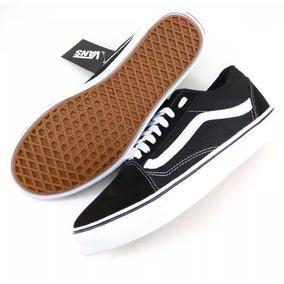 1ae874b4a6 Tênis Vans Old Skool Kanui Tamanho 31 - Tênis no Mercado Livre Brasil
