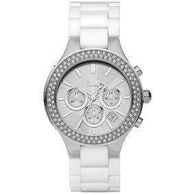 Relógio - Dkny - Pulseira Em Cerâmica - Ny8259