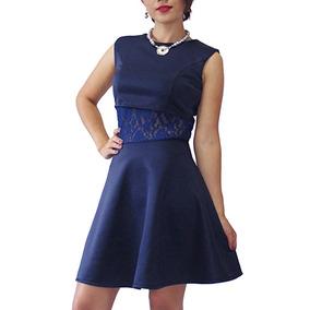 53f6cee36 Vestido De Fiesta Azul Rey Vestidos Cortos Chihuahua - Vestidos de ...