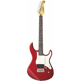 Guitarra Yamaha Pacifica Pac510v Car Candy Apple Red Nueva