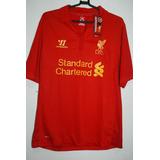 Liverpool 2012/2013 Warrior Titular Tamanho M C/ Etiquetas