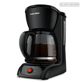 Cafetera Black & Decker Capacidad 12 Tazas Cm1201b
