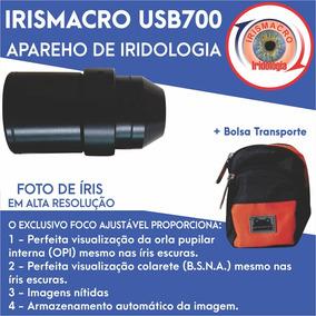 Equipamento Iridologia - Irismacro Usb700 (slin)