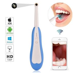 Camera Intra Oral Wifi Wireless Tablet Celular Odonto