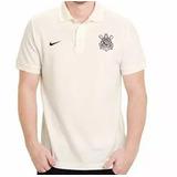 Camisa Polo Corinthians Nike no Mercado Livre Brasil 1efdc0195c5b4