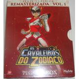 Blu-ray Cavaleiros Do Zodíaco Série Clássica Pegasus Vol.1