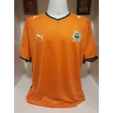 Camisa Costa Do Marfim 2006 no Mercado Livre Brasil 88c1bf49b92de