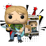 Kurt Cobain Funko Pop 65 Nirvana Funkopop Z