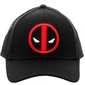 Gorra De Baseball Deadpool Marvel 1c0ee3c2e31